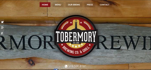 Tobermory Brewing Company