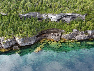 Georgian Bay Shoreline 5